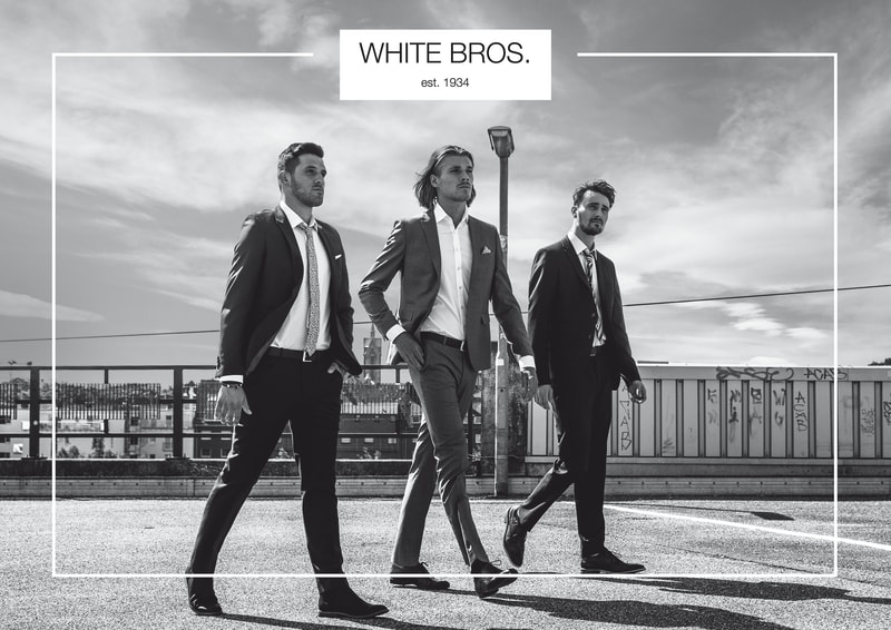 White Bros. im White Dreams - Festliche Mode